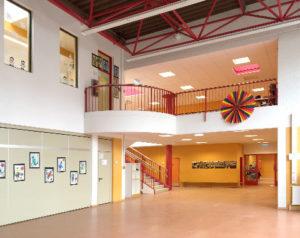 Grundschule Buchenbusch - Innenansicht